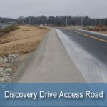 Discovery Drive Access Rd – VW Chattanooga