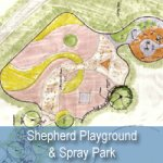 Shepherd Community Center Playground