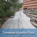 Tennessee Aquarium Plaza - Site & Landscape Improvements