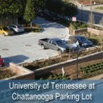 University of Tennessee at Chattanooga Parking Lot 7